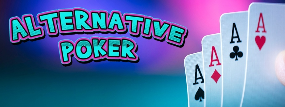 Alternative And Sometimes Weird Types of Poker