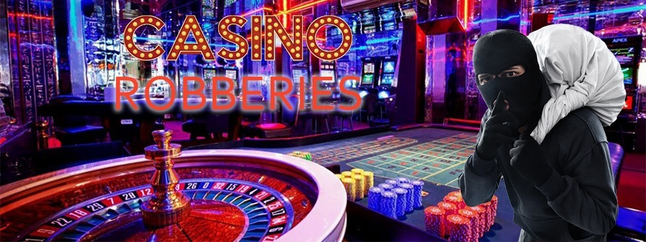 The Most Notorious Las Vegas Casino Robberies