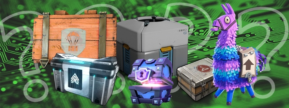 Online Gaming - Loot Box Lunacy? Or a Real Threat?