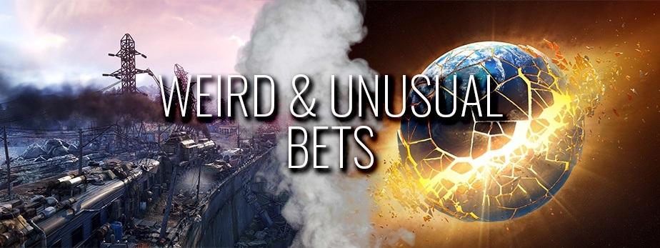 The Weirdest And Most Unusual Bets You Can Make
